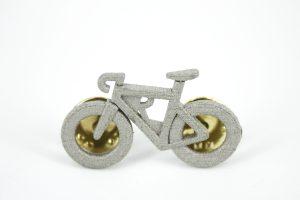 fiets broche
